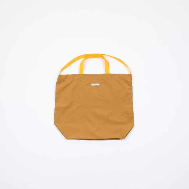 Engineered Garments Carry All Tote – Acrylic Coated Nylon Taffeta [EF056]