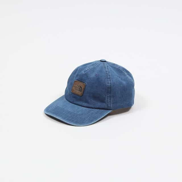 THE NORTH FACE PURPLE LABEL Broken Twill Denim Field Cap [NN8907N]