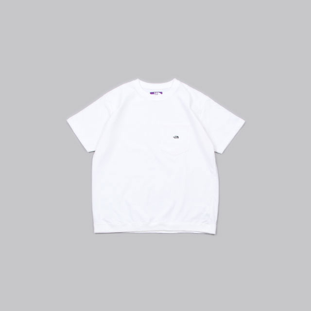 THE NORTH FACE PURPLE LABEL High Bulky H/S Pocket Tee [NT3920N]