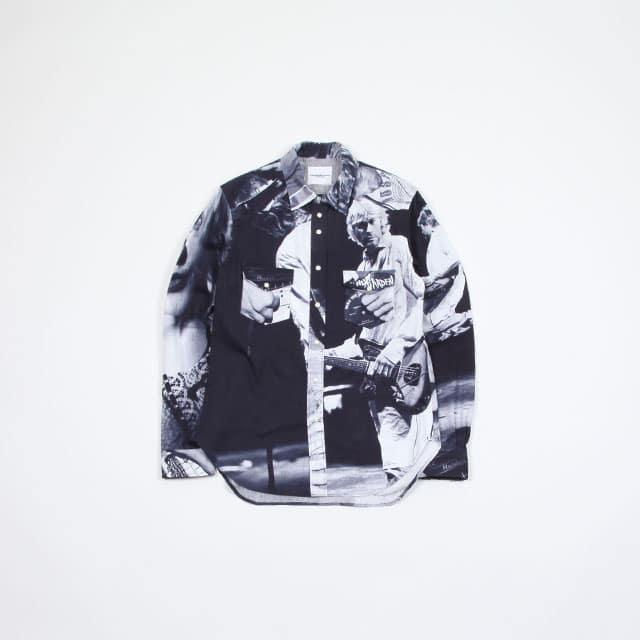 TAKAHIROMIYASHITATheSoloIst. western shirt. [ss.0003SS19]