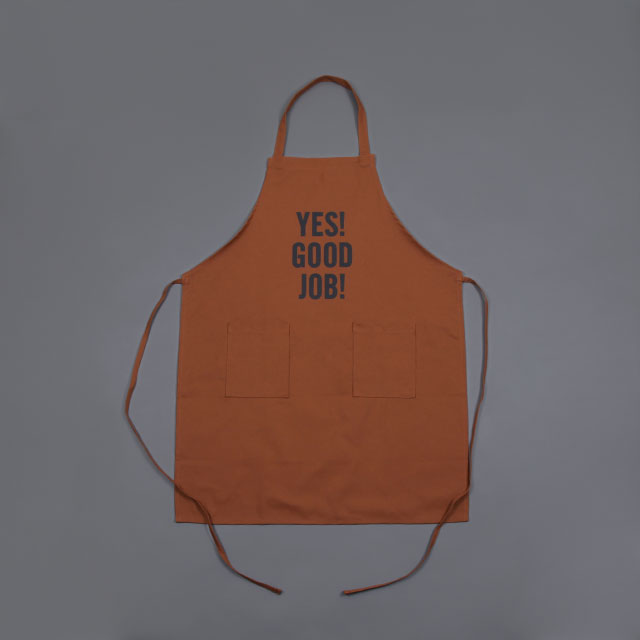 DRESSSEN DAY USE W POCKET APRON – YES! GOOD JOB!
