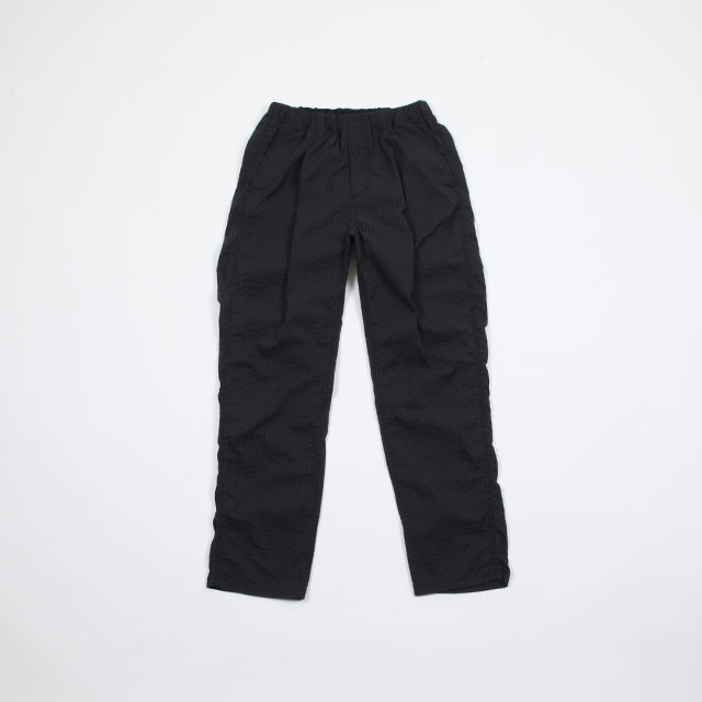nonnative MANAGER EASY PANTS RELAX FIT P/C SUCKER STRIPE COOLMAX®  [NN-P3572]