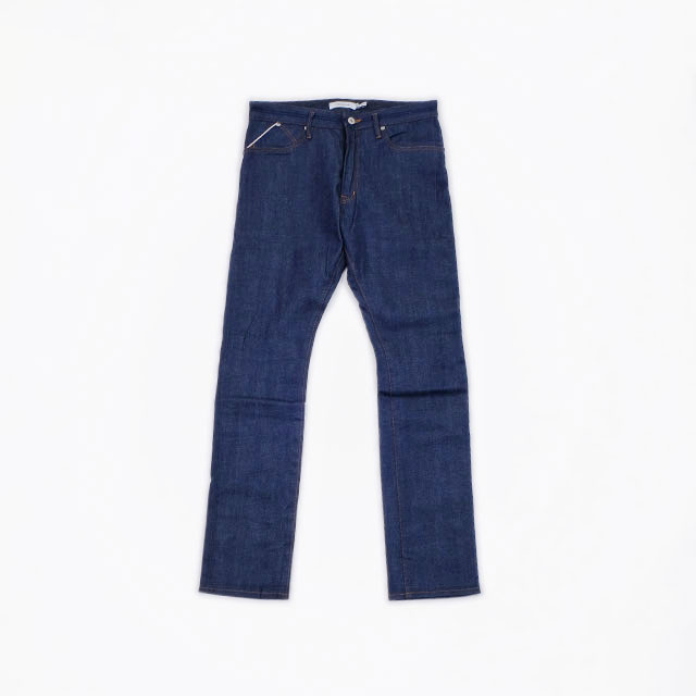 nonnative DWELLER 5P JEANS USUAL FIT COTTON 12.5oz SELVEDGE DENIM NW INDIGO [NN-P3601]