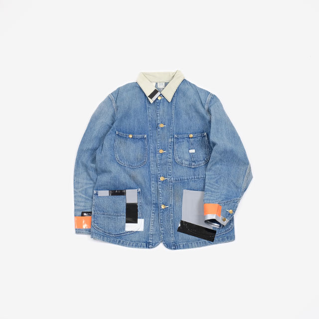 N.HOOLYWOOD LEE JACKET BLUE [692-LE01-083]