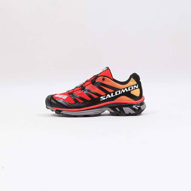 SALOMON ADVANCED S/LAB XT-4 ADV #BLACK/FIERY RED/IMPACT YELLOW [409517]