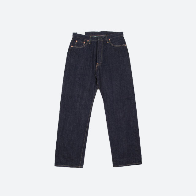 cantate 1974type Jeans Indigo [18AWCA0124]