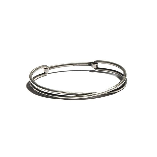 werkstatt münchen Bracelet Crossed [M2211]