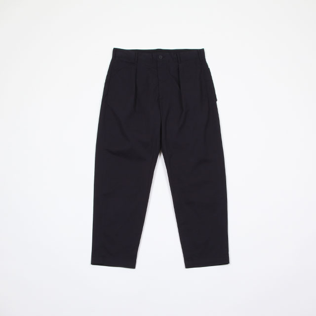 Engineered Garments Carlyle Pant – High Count Twill Black [GH347]