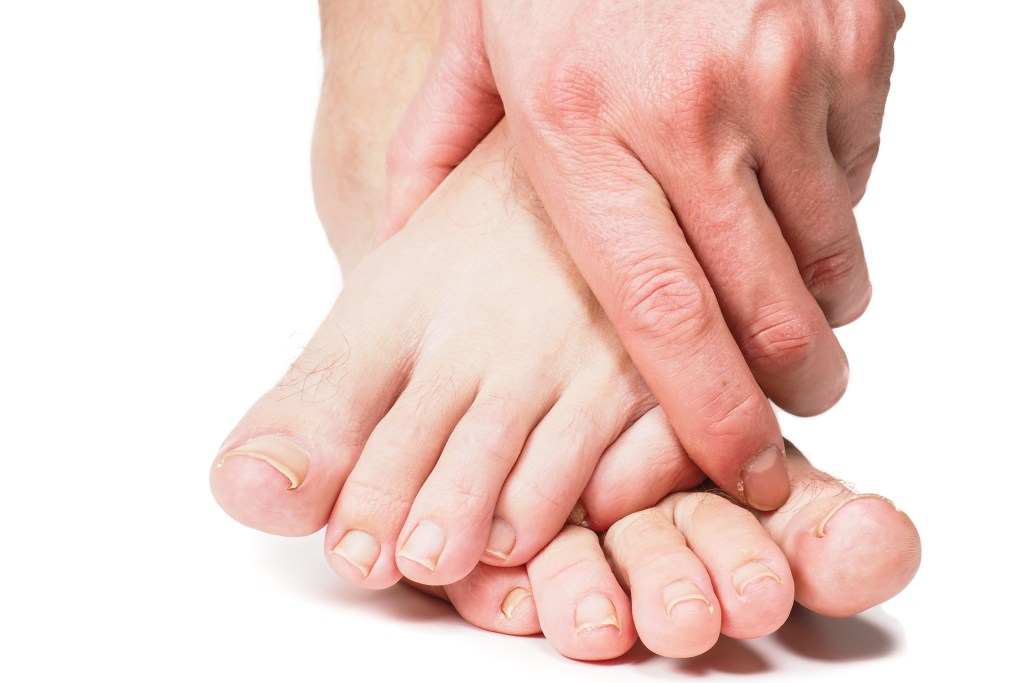 Diabetiker brauchen ausreichend Vitamin B1, damit Nervenschäden in den Füßen nicht voranschreiten.