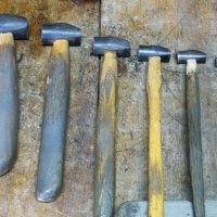 工房の道具 金槌2