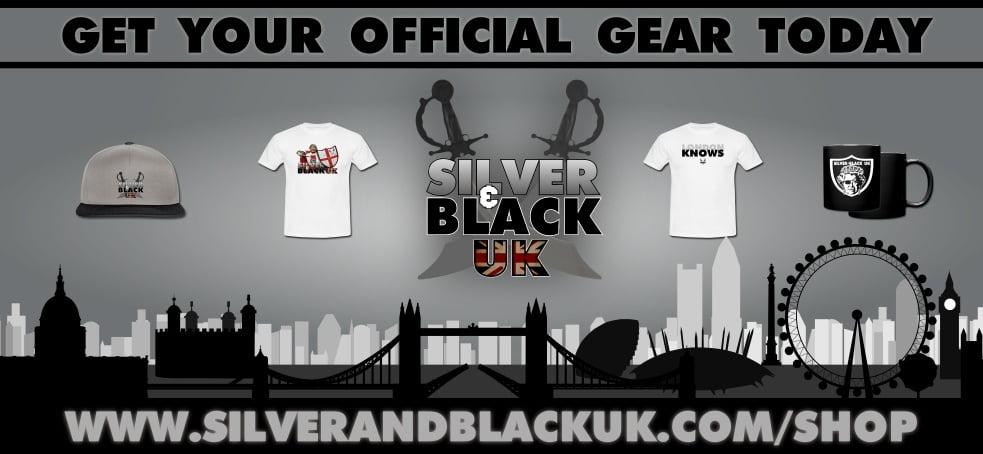 Silver & Black UK Shop