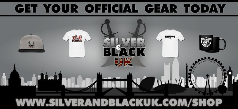 Silver & Black UK Shop
