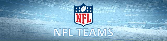 NFL Teams Banner