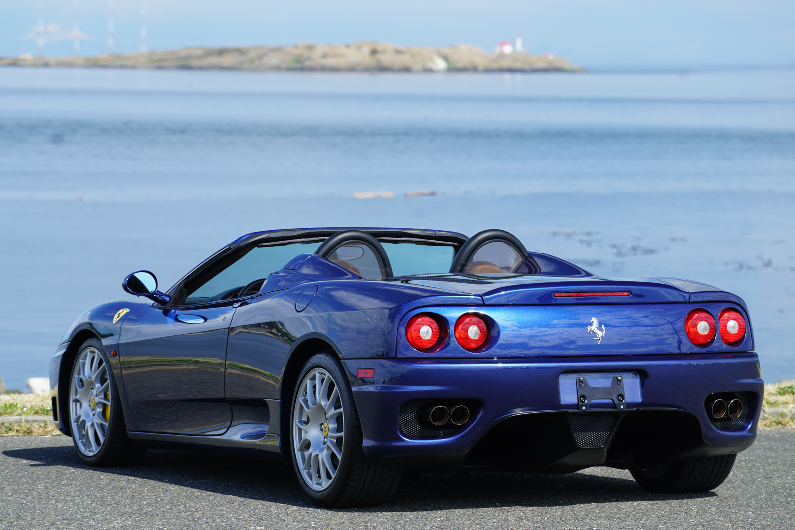 2003 Ferrari 360 Spider F1 For Sale Silver Arrow Cars Ltd