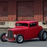 1932 Ford 3 Window Coupe Custom 100 Silver Arrow Cars Ltd