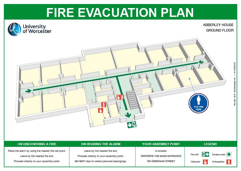 3d Evacuation Plans Silverbear Design