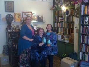 Morgana in Atlantis Bookshop