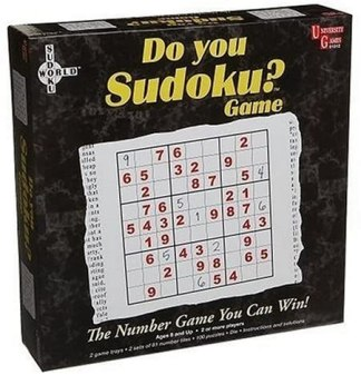 Do You Sudoku? game