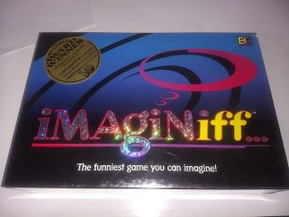 iMagine iff.. Board Game