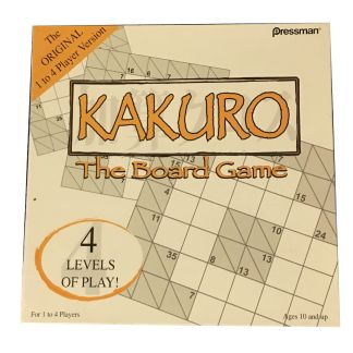 Karuko The Board Game front