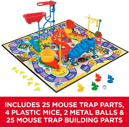 Mouse Trap Board Game