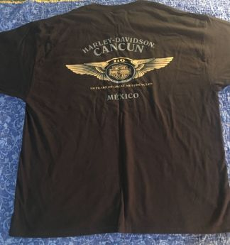 Harley Davidson Cancun Pocket t-shirt
