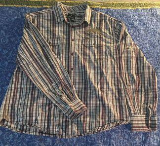 Marc Ecko Long Sleeve Button Down Shirt