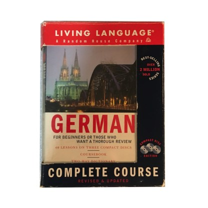 Living Language German Course