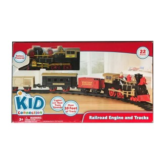 Kid Connection 22 piece train set