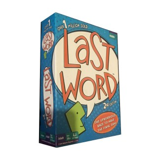 Last Word Board Game 2nd Edition