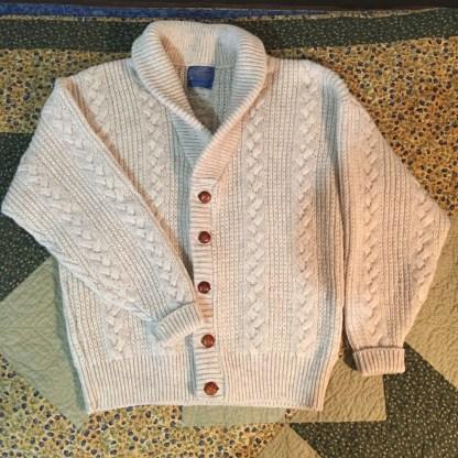 Pendelton Wool Sweater V-Neck