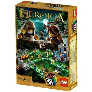 Heroica Waldurk Lego Game