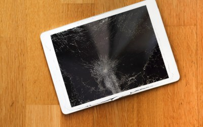 How to fix a broken iPad screen!!