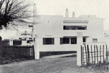 """""""Craig Angus"""" on Boars Tye Road. Built in 1927 by Frederick Macmanus of Sir John Burnet & Partners for one of the managers."""