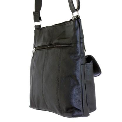 Silver Fever® Large Cross Body Bag