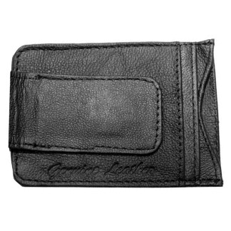 Silver Fever® Men's Manetic Money Clip Wallet Gift Boxed