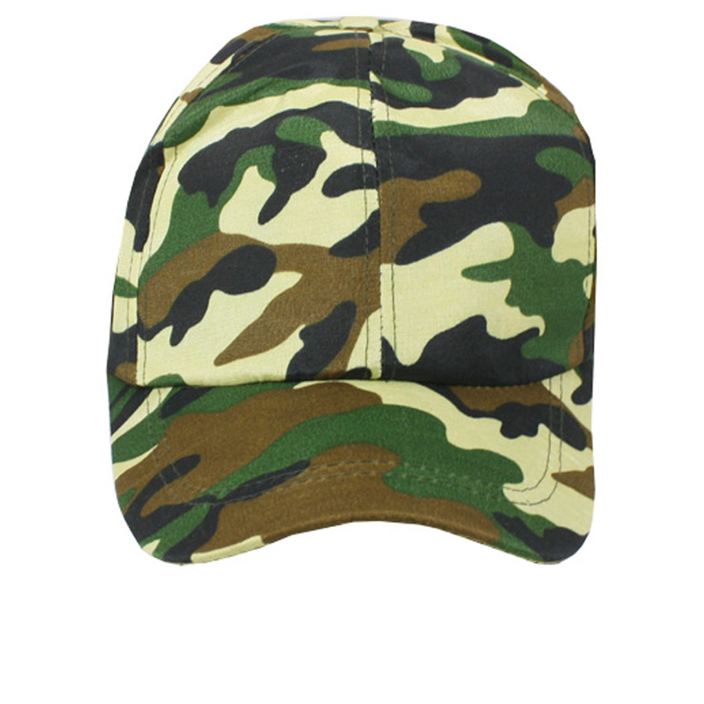e2e24532 Silver Fever® Classic Baseball Hat 100% Adjustable Unisex Trucker Cap –  Made to Last Camouflage Round Bill