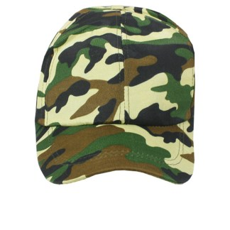 Silver Fever® Classic Baseball Hat 100% Adjustable Unisex Trucker Cap - Made to Last  Camouflage Round Bill
