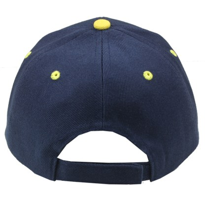 Silver Fever® Classic Baseball Hat 100% Adjustable Unisex Trucker Cap - Made to Last Mason Logo Navy