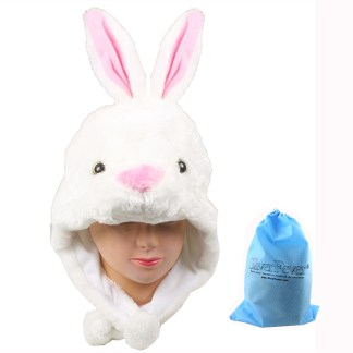 Silver Fever® Plush Soft Animal Beanie Ski Hat Dalmation Dog [CLONE] [CLONE]