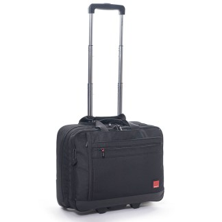 Hedgren Red Tag Rotor Carry On Mobile Office 15.6 Laptop Handbag, Black