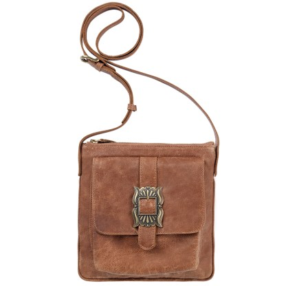 TrueLu American West Crossbody, Mia Clay