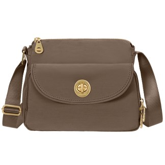 Baggallini Provence Crossbody Purse  Portobello