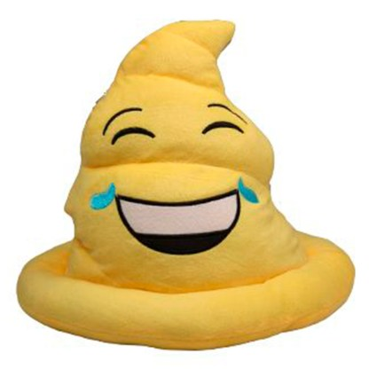 SILVERFEVER Plush Soft Animal Beanie Ski Hat Emoji Laghin & Crying Poop