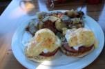yum eggs benni!