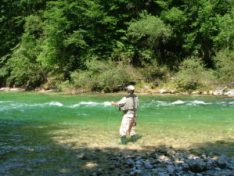 Fly Fishing Austria - River Ybbs