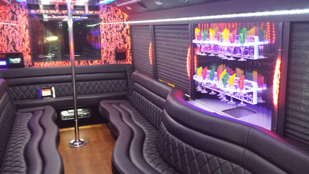 Custom Party Bus Interiors Psoriasisguru Com