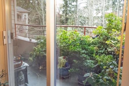 W301 balcony