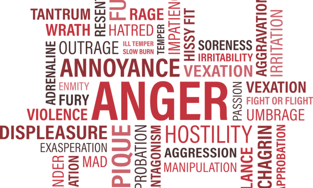 The Psych Writer: Grief – Phase Five: Anger
