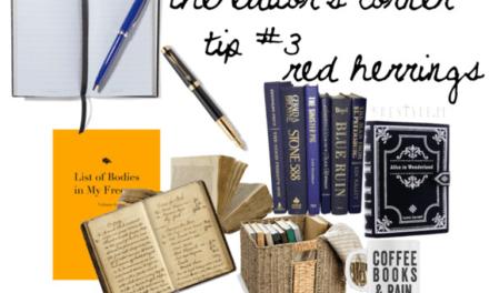 The Editor's Corner – Red Herrings